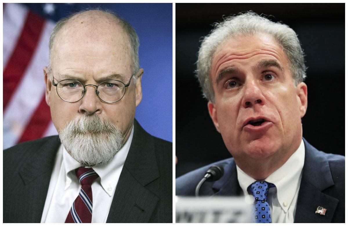 John Durham and Michael Horowitz
