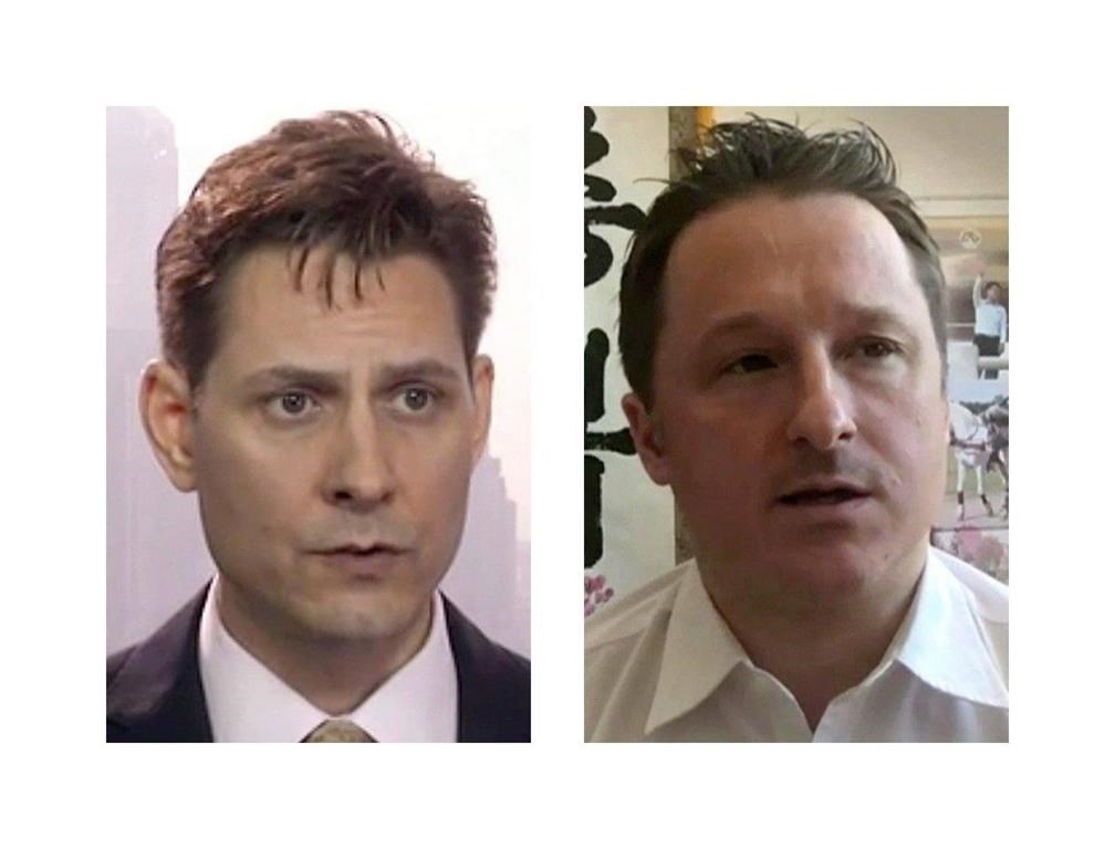 One Year After Arrest 2 Canadians Held in China to Face Trial