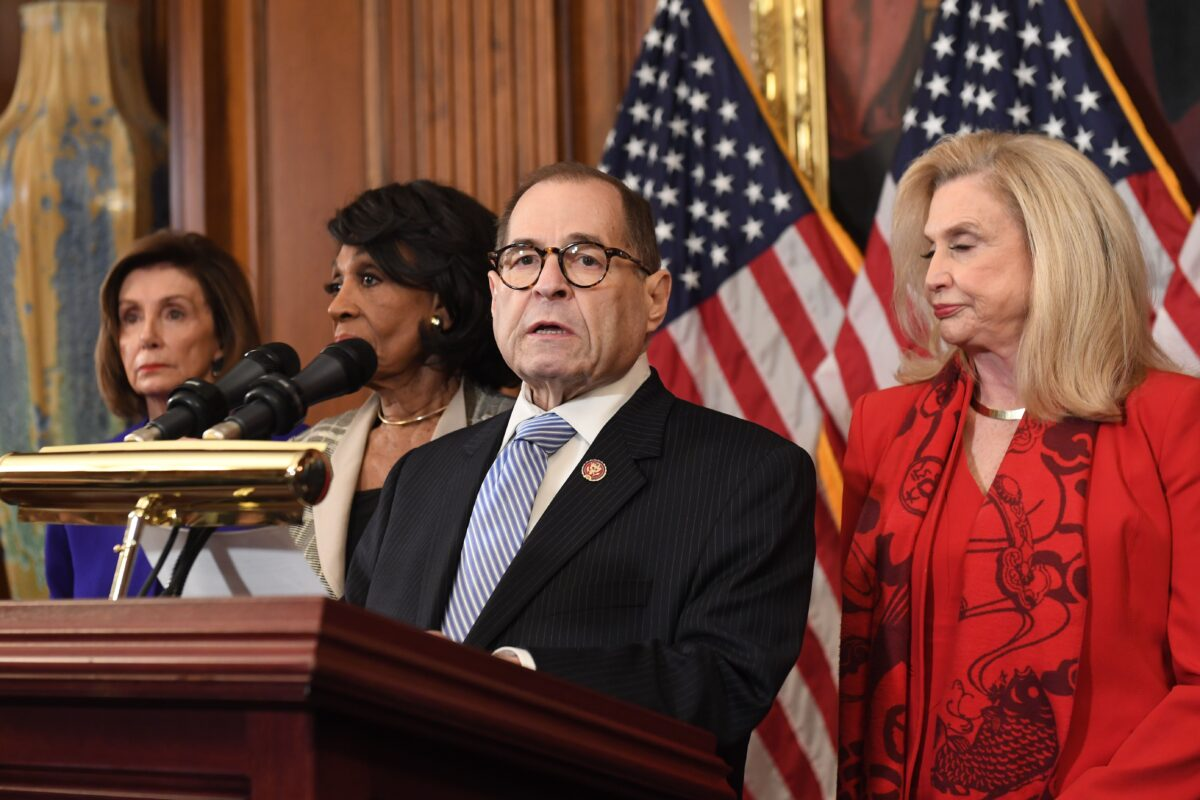 Nadler and other Democrats