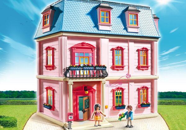 PlaymobilDeluxeDollhouse