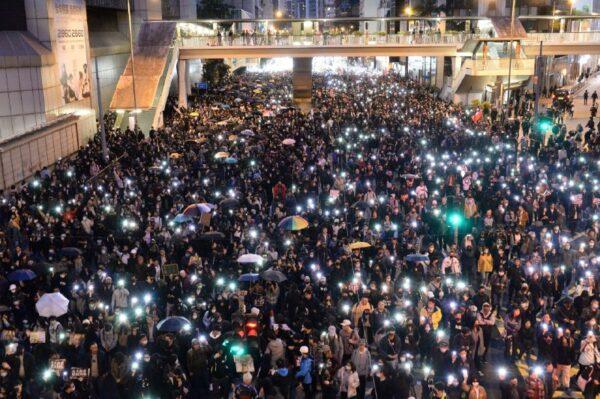 hong kong protest dec 09