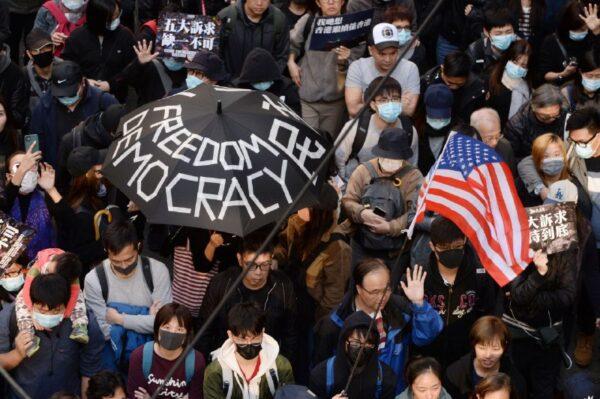 sung pilung dec 8 hong kong protest umbrella