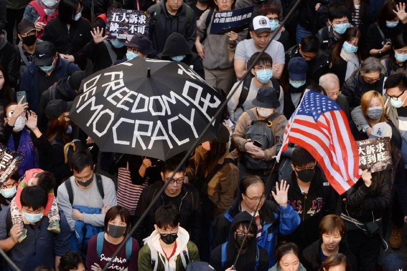 China wants to make protest-free Macau its next Hong Kong