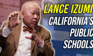 California Insider: Interview With Lance Izumi on Education