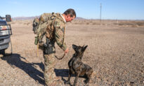 A Special Ops Border Agent and His K-9 Become Super-Trackers in the Arizona Desert