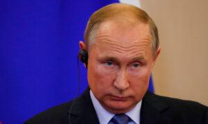 Putin Runs the Streets in Britain