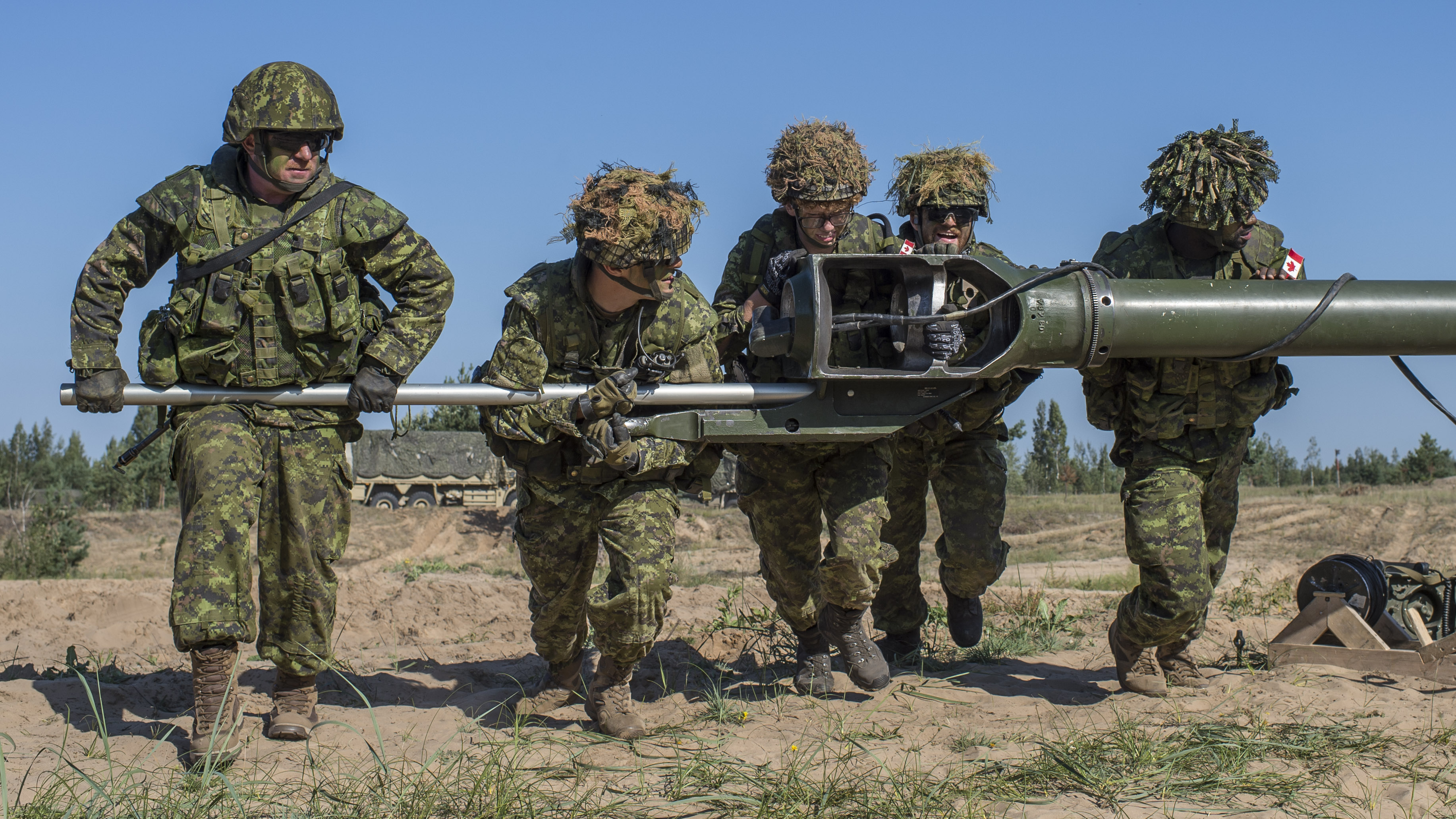 Priorities for Canada's National Defence Go Beyond Just Spending More