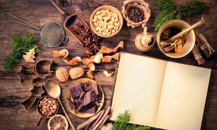 Common holiday spices like cinnamon and nutmeg contain medicinal compounds. (Alexander Raths/Shutterstock)