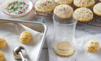 Gramma's Heirloom Sugar Cookies