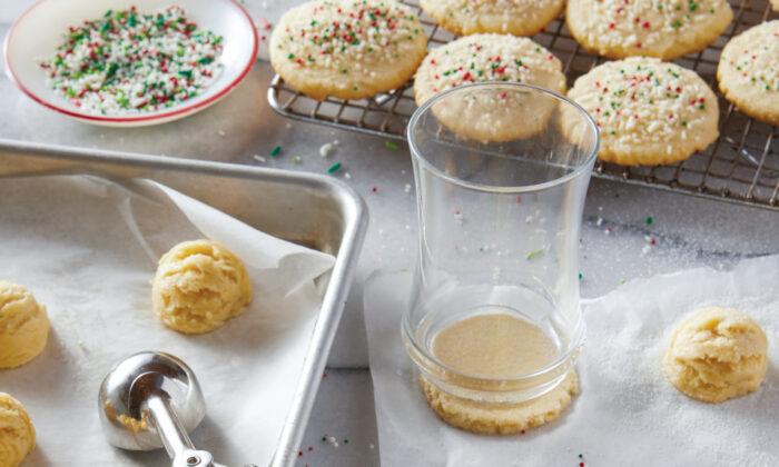Gramma's Heirloom Sugar Cookies. (Paul Strabbing)