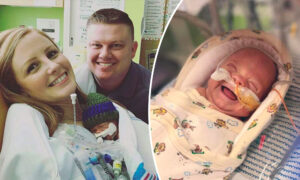 Micro Preemie With Feet the Size of a Penny Spends 113 Days in NICU, Now Finally Home