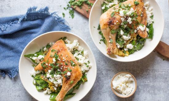 Meet Your Holiday Season Hero: the Sheet-Pan Supper
