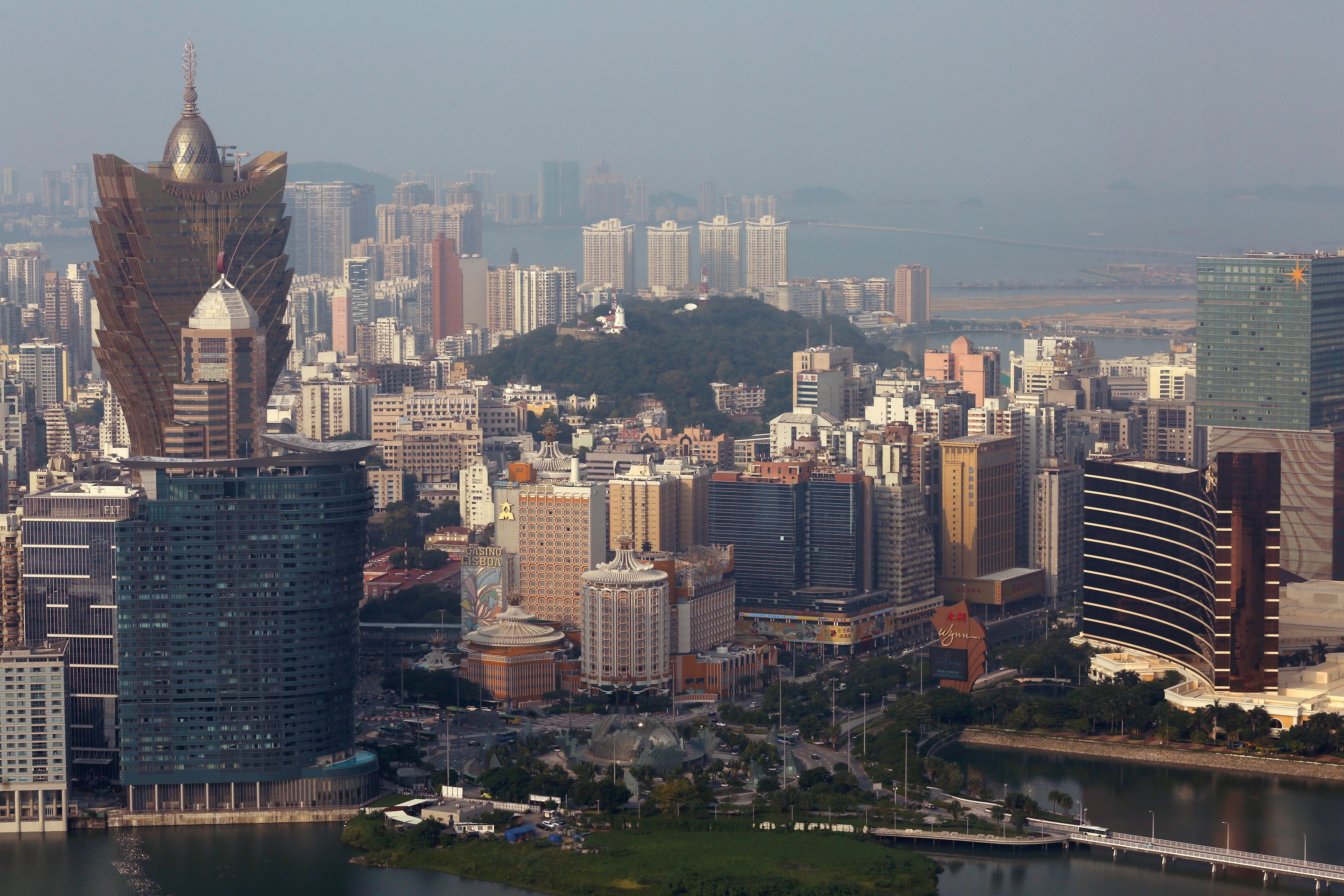 Protest-Free Macau to Win Financial Policy Rewards From China