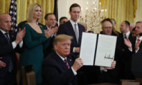 Trump Signs Executive Order to Combat College Anti-Semitism