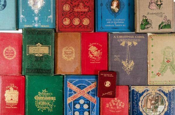 Dickens Christmas Books