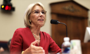 Betsy DeVos on Free College: 'A Socialist Takeover of Higher Education'