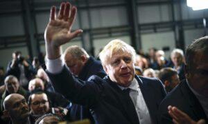 Boris Johnson's Conservatives Win Majority in UK