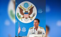 US and 'Like-Minded' Partners Will Keep Security in Asia to Counter China: Admiral