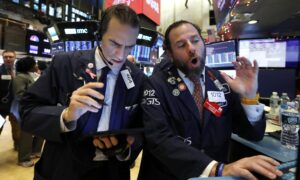 Stock Futures Dip and Volatility Expectations Spike as US–Iran Tensions Buffet Markets