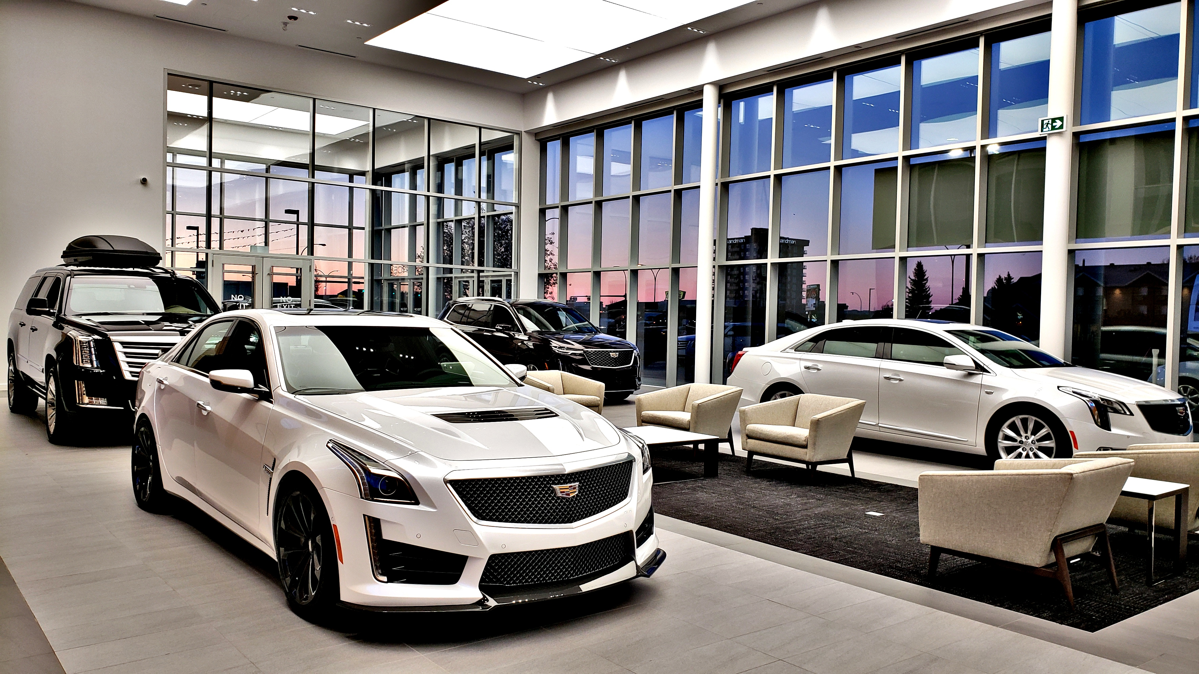 Standalone Cadillac Dealerships Offer Upgraded Customer Experience