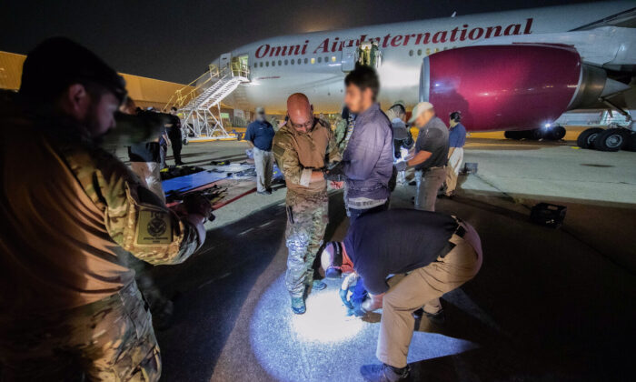 ICE repatriates 37 Cambodian nationals, most convicted criminals, back to Cambodia on July 4, 2019. (ICE)