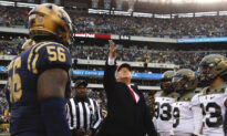At Army-Navy Game, Trump Talks New Pro Sports Option