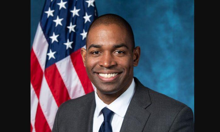 First-term Rep. Antonio Delgado (D-N.Y.) in a file photo. (US House of Representatives)