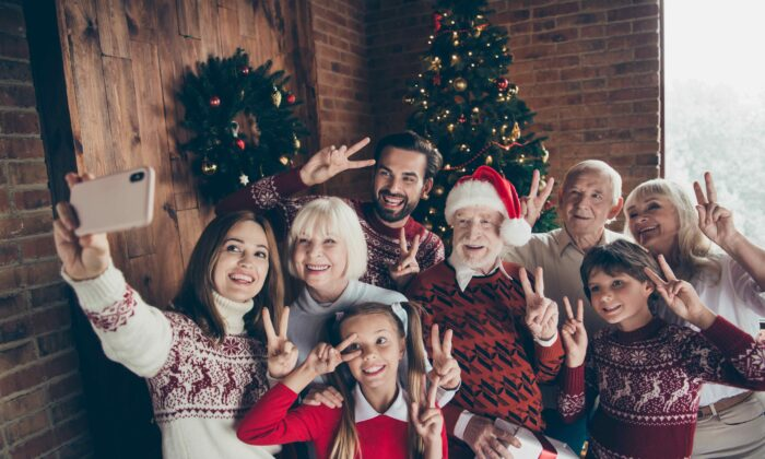 The holidays give us a chance to give each other precious memories and renewed connection. (Roman Samborskyi/Shutterstock)