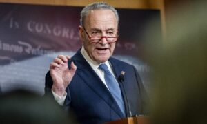 Schumer Defends Change in Tune From Clinton Impeachment Trial