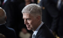 Justice Neil Gorsuch Says Americans Need to Pay More Attention to 'Separation of Powers'