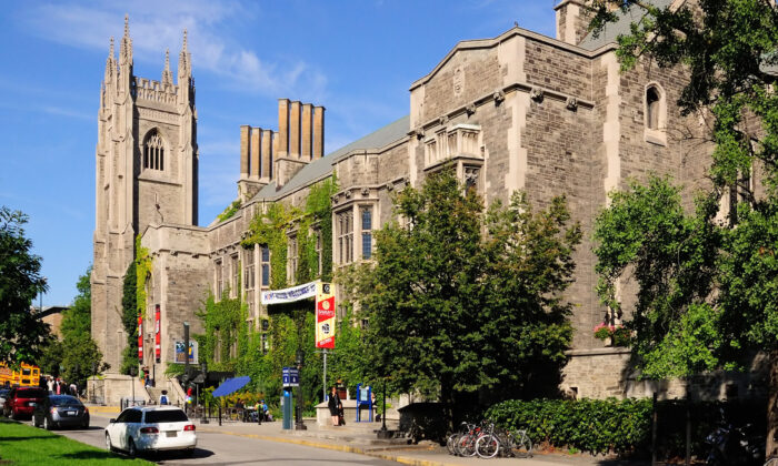 Hart House at the University of Toronto. If it is not OK to use real qualities of real people from real cases, then what facts should be used in an assignment to represent the real world? (Taxiarchos228/CC BY-SA 3.0)