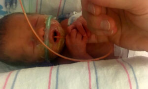 Woman Gave Birth Just One Day After Discovering She Was Pregnant