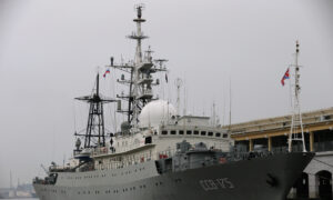 Russian Spy Ship Found Operating In 'Unsafe Manner' Near US Submarine Base