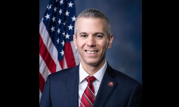 Rep. Anthony Brindisi in a file photo. (Leah Herman, U.S. House Office of Photography)