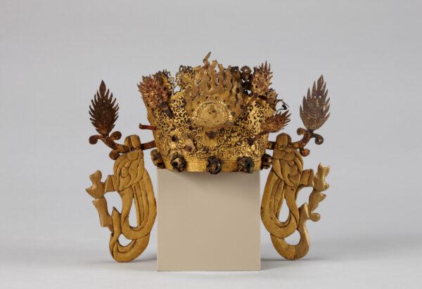 Bodhisattva Avalokiteshvara crown