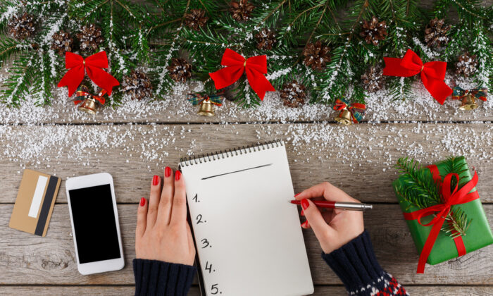 Do enough planning so you don't feel frantic and instead can relax and enjoy. However, don't be so rigid that if something doesn't go as planned, you feel disappointed.  (Shutterstock)