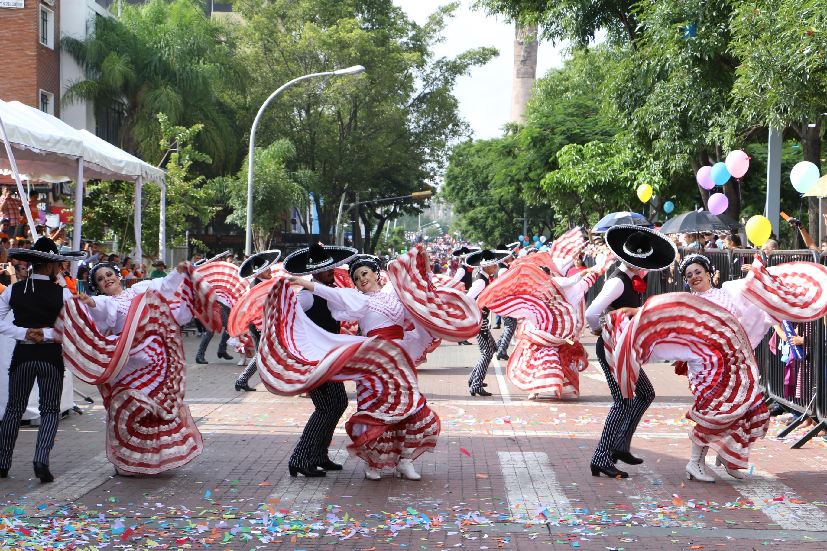 ncuentro Internacional del Mariachi y la Charrería