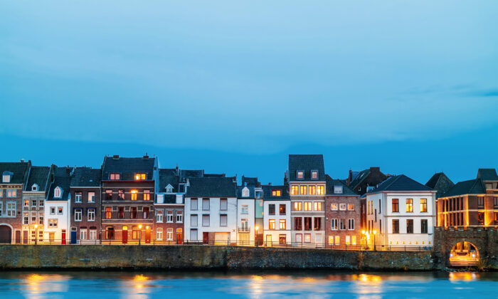 Maastricht, Netherlands. (Courtesy of Airbnb)