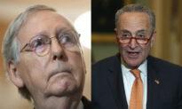 Schumer, McConnell Clash Over Senate Impeachment Trial