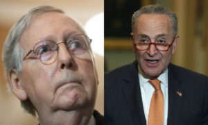 Schumer, McConnell Clash Over Senate Impeachment Trial