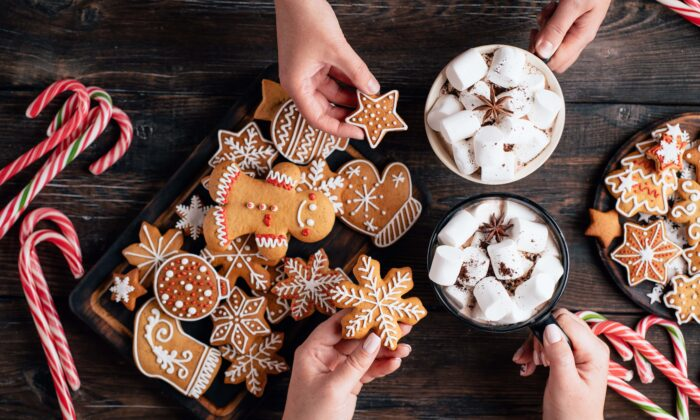 Take it easy on the sugary treats during the holidays. They are addictive and full of side-effects. (Flotsam/Shutterstock)