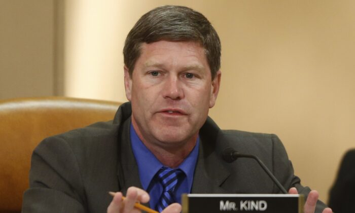 Rep. Ron Kind (D-Wis.) is seen in Washington in a 2013 file photograph. (Charles Dharapak/AP Photo)