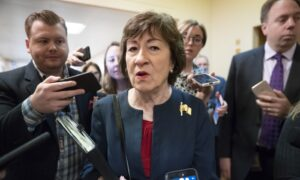 Susan Collins Opposes Voting on Ginsburg's Vacancy Before November Election