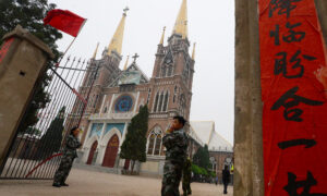Chinese Regime Steps Up on Religious Persecution, Targets Churches