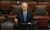 Senate Leader: Democrats Using 'Scare Tactics' Against Barrett Nomination