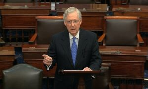 McConnell Says GOP Senators Haven't Ruled out Witnesses in Trump Impeachment Trial