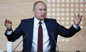 Putin: Trump Was Impeached Over 'Made Up' Allegations