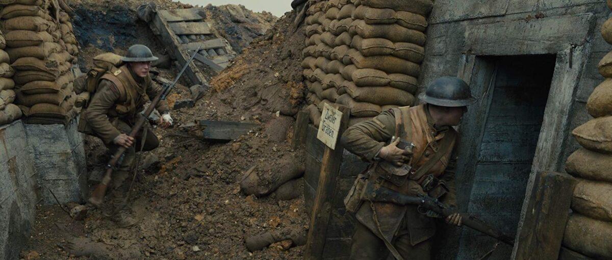 Film Review: '1917': A Brilliant, Muddy Meditation on a ...