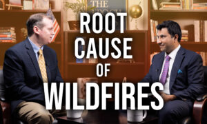 California Insider: Interview With Adam Summers on Wildfire Policy