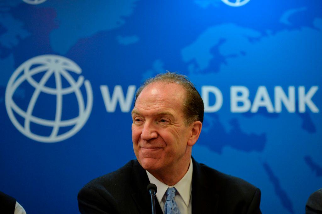 The World Bank warns a 'wave of debt' could swamp global economy
